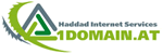 Haddad Internet Services - 1domain.at